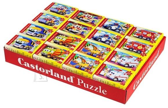 Castorland Puzzle 54 BP mini S��idukid