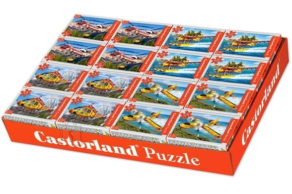 Castorland Puzzle 54 LO mini ��hus��idukid