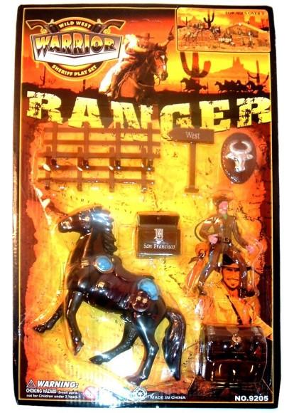 Kauboi komplekt Ranger 4430