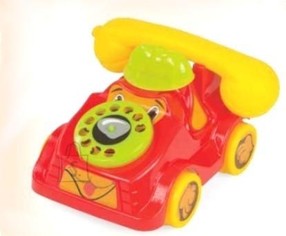 6904. TELEFON - KOER RATASTEL