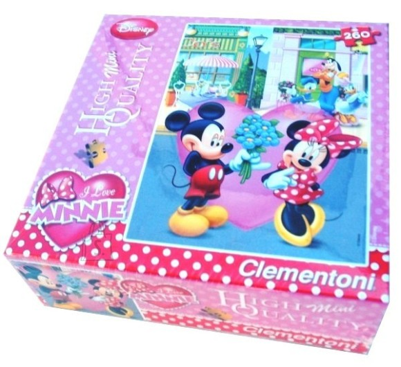 Disney Minnie PUZZLE 260 MINNIE 8511