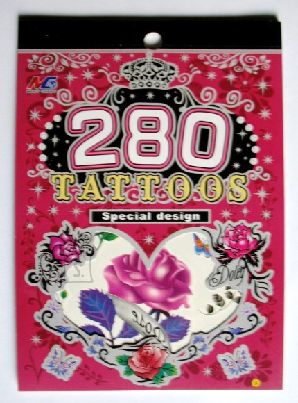 8552. TATTOO VIHIK 280