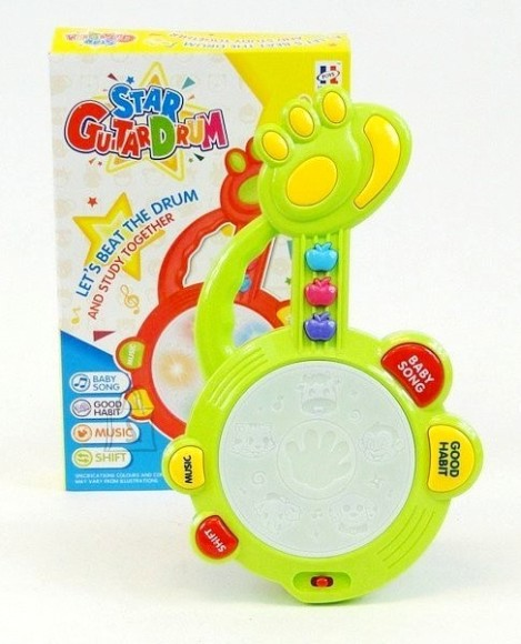 8970. KITARR STAR GUITARDRUM