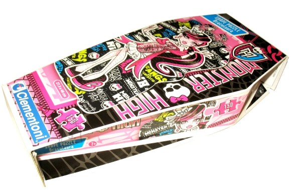 Clementoni PUZZLE MONSTER HIGH 150TK  9091