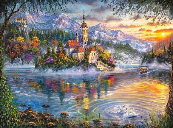 Castorland 300495. Puzzle 3000 Fall Splendor