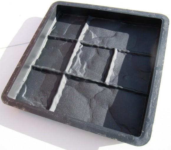 71/16 ( 18/9 ) PLASTVORM PLAAT 30,0x30,0x3,0 cm (klomb.tellis)