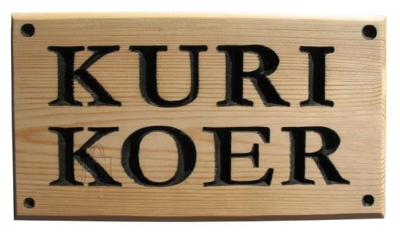 PUIDUST HOIATUSSILT KURI KOER 0022