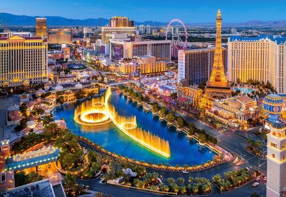 Castorland 151882. Puzzle 1500 Fabulous Las Vegas