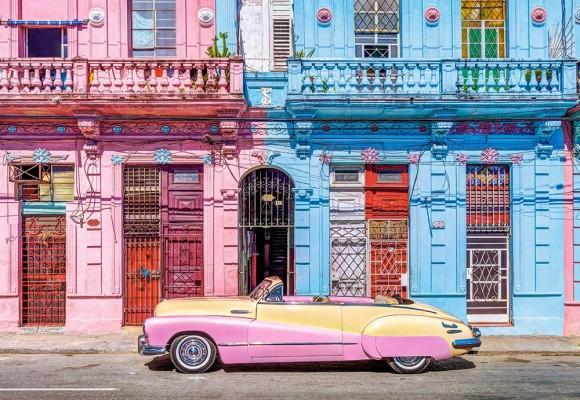 Castorland Puzzle 1000 Old Havana 104550