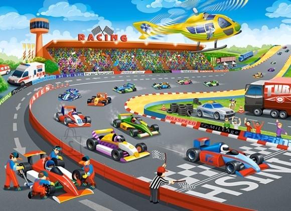 Castorland 111046. Puzzle 100 Formula Racing