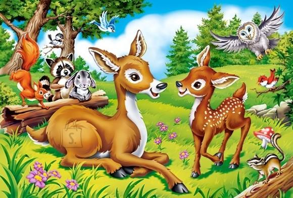 Castorland 040261. Puzzle 40 Dear Little Deer