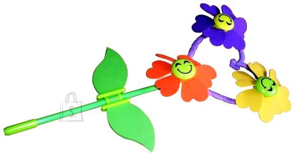 Tuuletiivik kolme lillega 3839