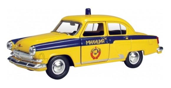 MUDELAUTO GAZ-21 VOLGA MIILITS 1/43 AUTOTIME 7213