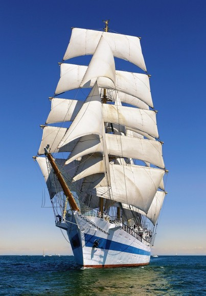 Castorland Puzzle 1000 Under Full Sail 104239