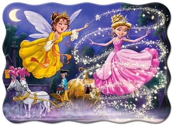Castorland Puzzle 30 Cinderella 03747