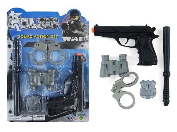 POLITSEIKOMPLEKT POLICE WAR 7604