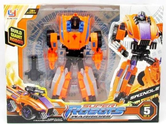 TRANSFORMER-AUTO ROBOTS 11489