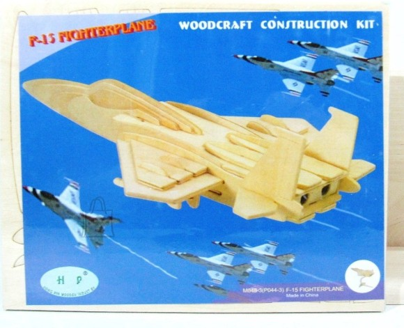 3D PUITPUZZLE LENNUK F-16 11515