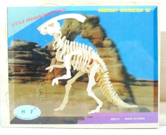 3D PUITPUZZLE DINOSAURUS PARASAUROLOPHUS 11671