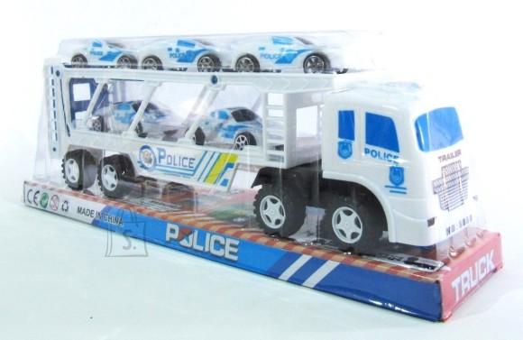 TREILER + 5 AUTOT POLICE 11614