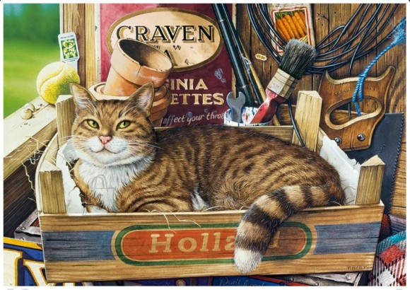 Castorland Puzzle 500 Fothergill 53476