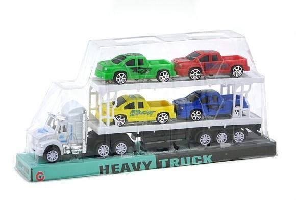 TREILER + 4 AUTOT 11910