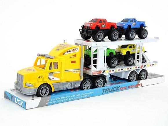 TREILER + 4 AUTOT 11911