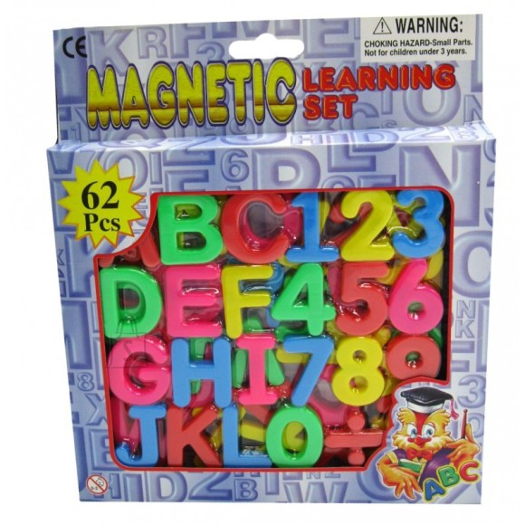 MAGNETT��HED JA NUMBRID 62TK  2208