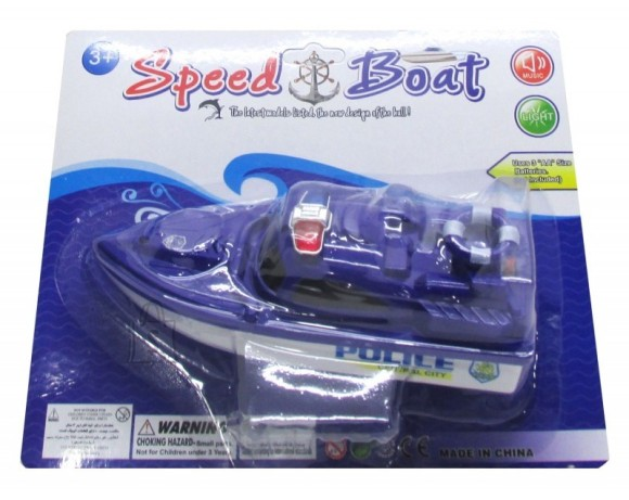 KAATER SPEED BOAT 11963