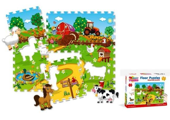 PUZZLE 32 OSALINE FARM 12012
