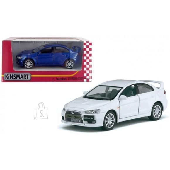 KINSMART AUTOMUDEL 2008 MITSUBISHI LANCER EVOLUTION X