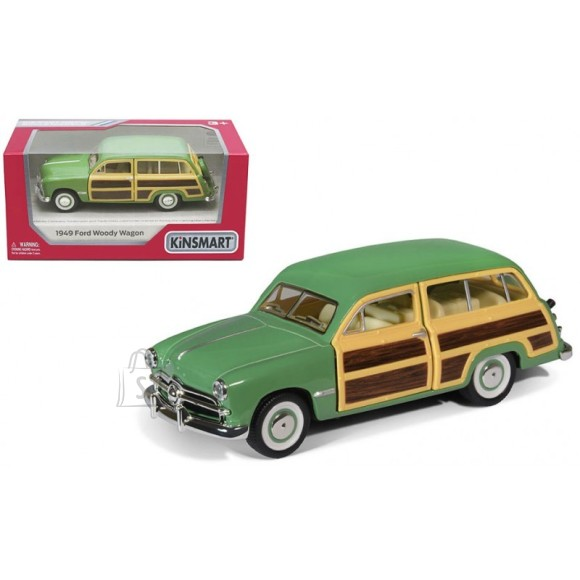 KINSMART AUTOMUDEL 1949 FORD WOODY WAGON