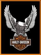 NostalgicArt külmkapimagnet Harley-Davidson