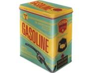 NostalgicArt Metallist säilituskarp Gasoline