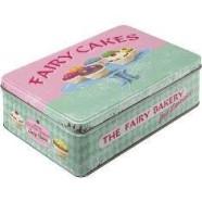 NostalgicArt Metallist säilituskarp Fairy Cakes