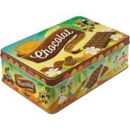 NostalgicArt Metallist säilituskarp Chocolat