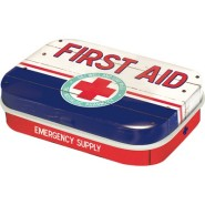 NostalgicArt kurgupastillid First Aid Emergncy