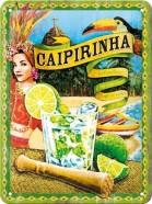 NostalgicArt metallplaat Caipirinha