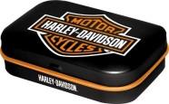 NostalgicArt kurgupastillid Harley-Davidson logo