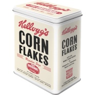 NostalgicArt Metallist säilituskarp Corn Flakes The Original 3L