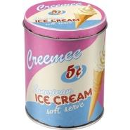 NostalgicArt Metallist säilituspurk American Ice Cream 1L