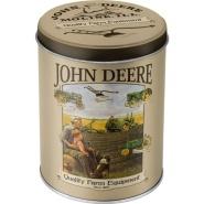 NostalgicArt Metallist säilituspurk John Deere Since 1837 1L