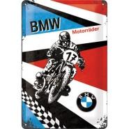 NostalgicArt metallplaat BMW Motorräder
