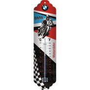NostalgicArt termomeeter BMW Motorräder