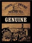 NostalgicArt magnet John Deere Genuine