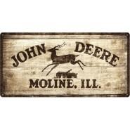 NostalgicArt metallplaat John Deer