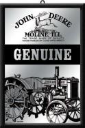 NostalgicArt reklaampeegel John Deere Genuine