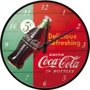 NostalgicArt seinakell Coca-Cola Delicious Refreshing