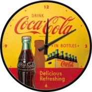 NostalgicArt seinakell Coca-Cola in bottles
