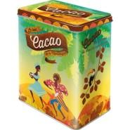 NostalgicArt Metallist säilituskarp Cacao de la Martinique 3L